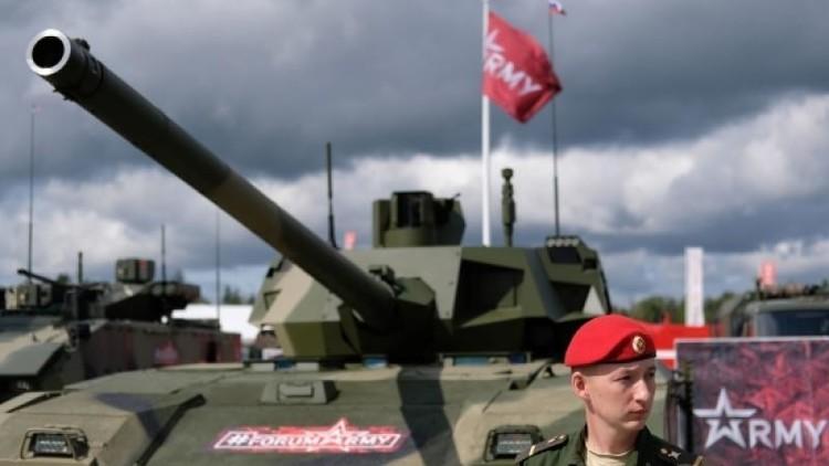 الجيش الروسي.. وداعا للتكنولوجيا الأجنبية