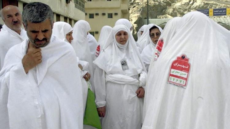 ارتفاع عدد الوفيات بين الحجاج الإيرانيين في السعودية إلى ثمانية