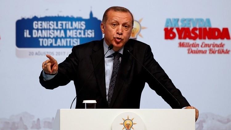 وزير الخارجية الألماني: أردوغان يستغل خيبة أمل الأتراك من أوروبا
