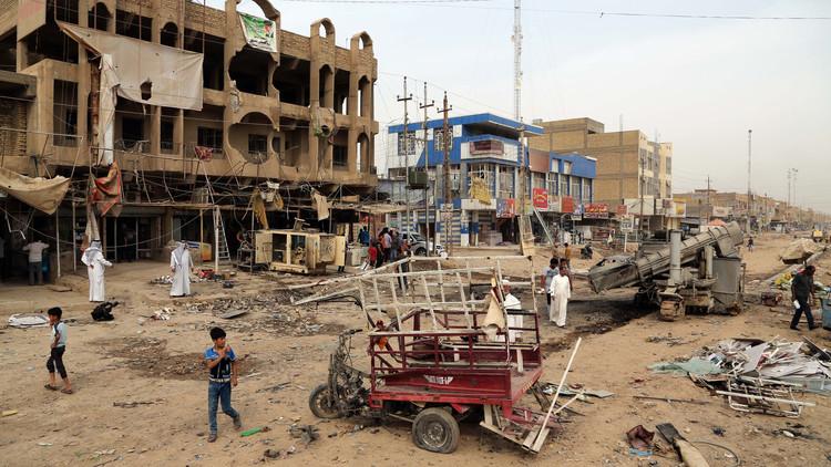 مصادر طبية: 8 قتلى و25 جريحا بانفجار مفخخة في بغداد (فيديو)