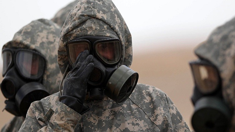 الولايات المتحدة تختبر سلاحا بيولوجيا جديدا على الأوكرانيين