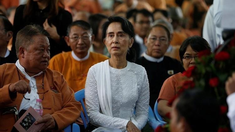 حكومة ميانمار تتهم الروهينغا بالإرهاب وتجنيد الأطفال