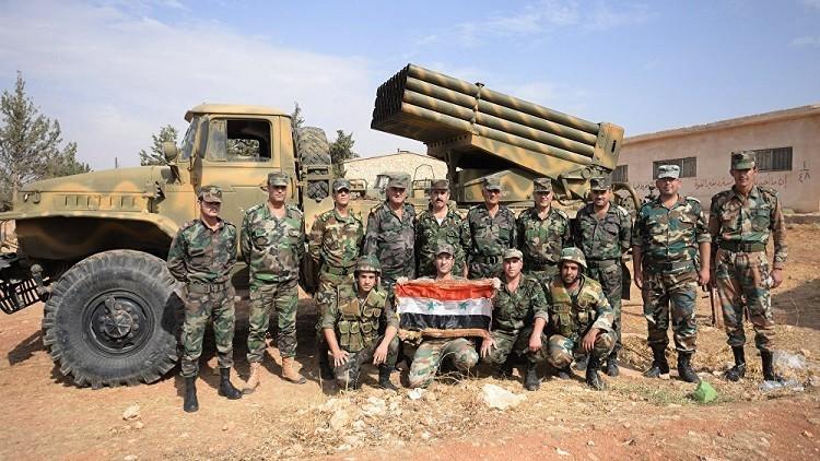 الحرب الأهلية في سوريا مستمرة
