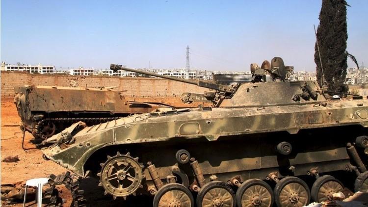 الجيش السوري يصد هجوما للنصرة في ريف حماة
