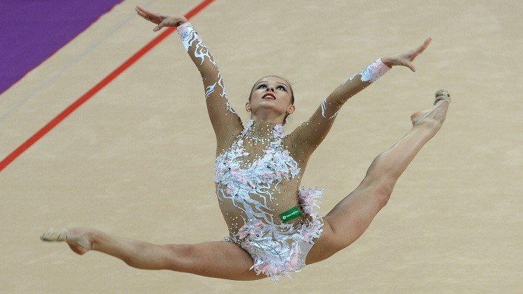 روسيا تواصل حصد الذهب في