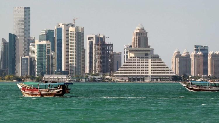 قطر تتشفى من السعودية
