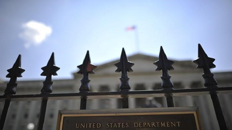 المالية الأمريكية تفرض عقوبات ضد أمين خزانة