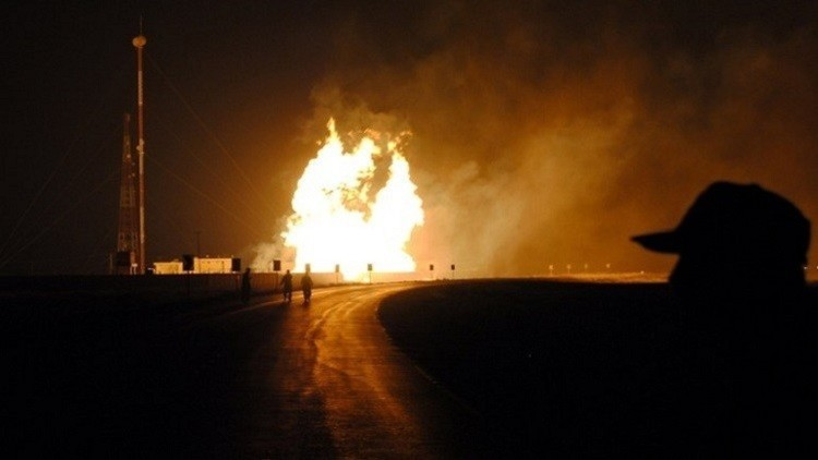 اندلاع حريق في مصفاة بالسعودية