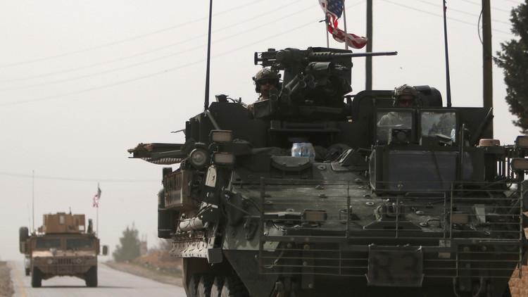 تبادل لإطلاق النار بين فصائل مدعومة من تركيا وقوات أمريكية شمال سوريا