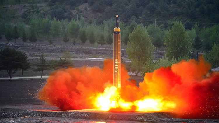 كيم جونغ أون: التجربة الصاروخية الأخيرة مقدمة لاستهداف قاعدة غوام الأمريكية
