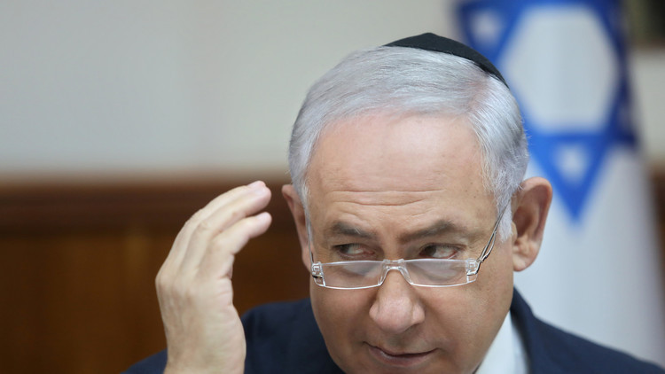 نتنياهو يستشهد بقطعة نقدية مزيفة للحديث عن تاريخ إسرائيل