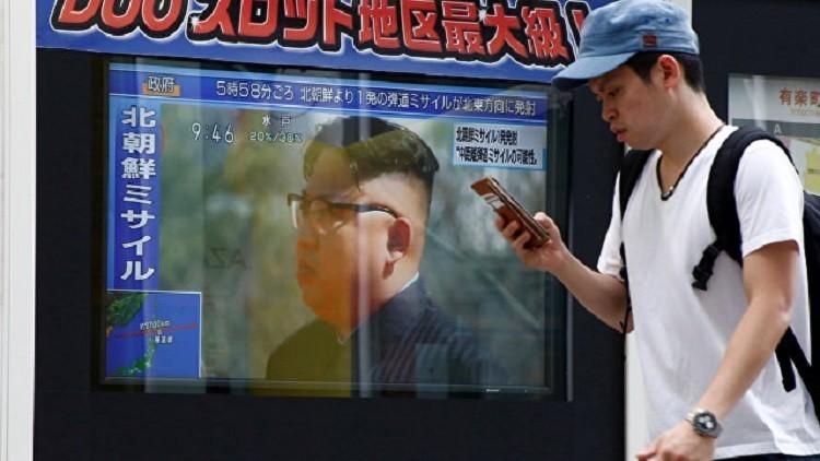 كيم يتحدى ويأمر بالمزيد من التجارب الصاروخية