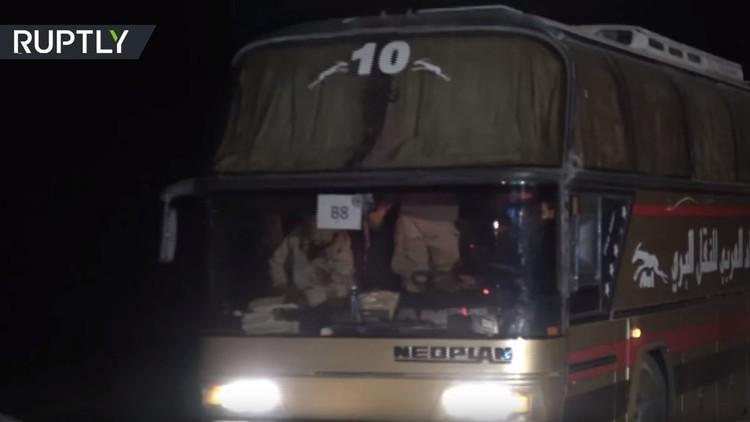 الحشد الشعبي يكشف عن عدد الدواعش الذين وصلوا إلى دير الزور