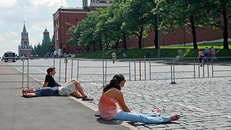 موسكو على موعد مع صيف أطول!