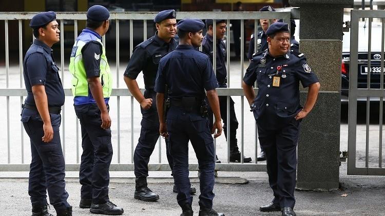 احتجاز 44 شخصا أثناء مظاهرة في ماليزيا دعما لمسلمي ميانمار