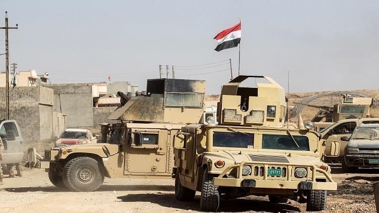 القوات العراقية تضيّق الخناق على