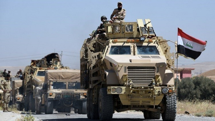 القوات العراقية تعلن قرب انطلاق عملية تحرير الحويجة