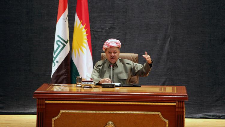 برزاني: مفهوم الشراكة مع بغداد انتهى والاستفتاء سيجري في موعده