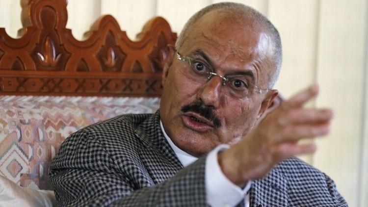 صالح يطالب الحوثيين باعتقال قاتلي مساعده