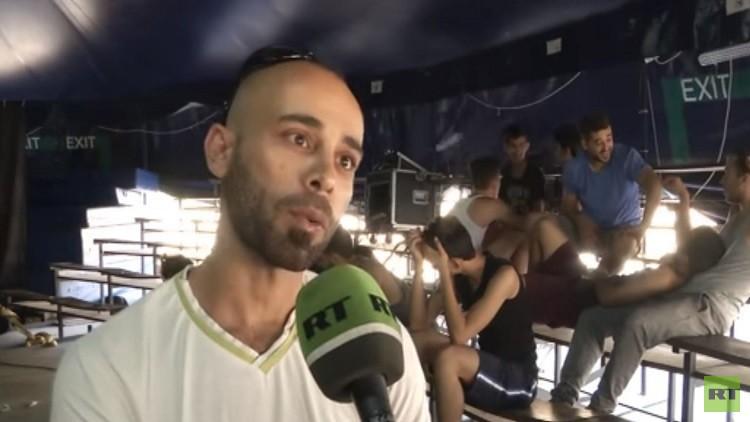 إسرائيل تفرج عن مهرج سيرك فلسطيني