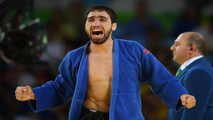 الروسي خالمورزاييف يحرز برونزية بطولة العالم للجودو