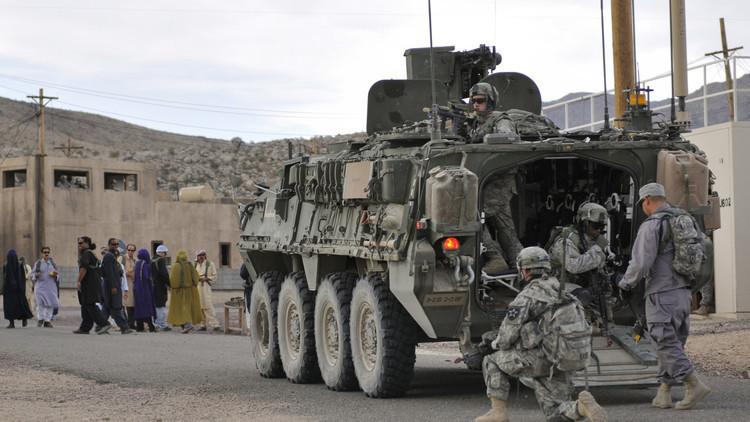 البنتاغون يرسل قوات إضافية إلى أفغانستان
