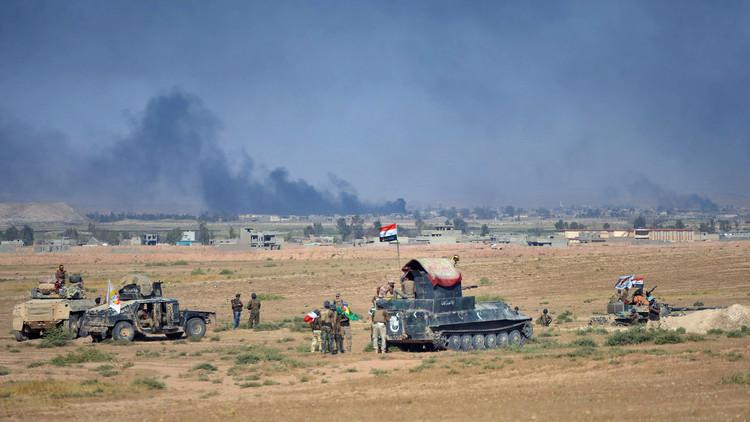 البيت الأبيض يهنئ العراق بتحرير تلعفر