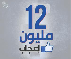فيسبوك 12مليون
