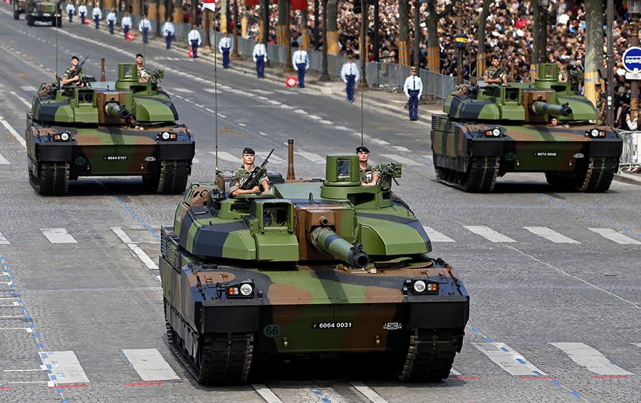 تعرّف على الدبابات الخمسة الأكثر طلبا في العالم
