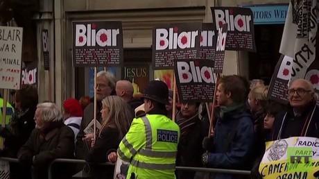القضاء البريطاني يقرر عدم مقاضاة بلير