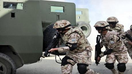 قوات خاصة سعودية