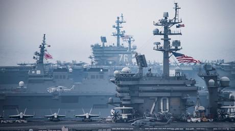 ما هو الخيار الأمريكي العسكري تجاه كوريا الشمالية؟