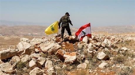 """عنصر من """"حزب الله"""" في جرود عرسال"""
