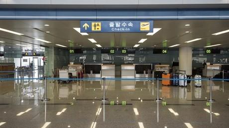 مطار بيونغ يانغ (صورة أرشيفية)