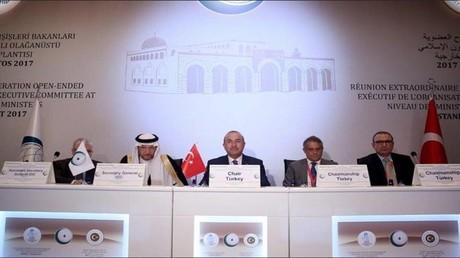 اجتماع وزراء خارجية