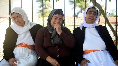 نساء إيزيديات في العراق