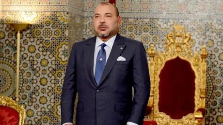 العاهل المغربي الملك محمد السادس - أرشيف -