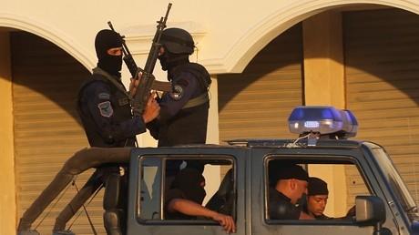 عناصر من القوات  المصرية - أرشيف -