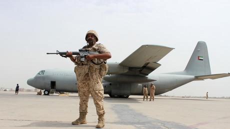 قوات إماراتية في اليمن - أرشيف