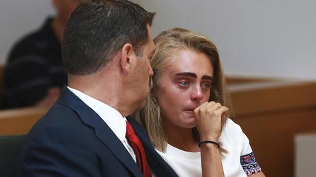 عامين ونصف سجنا لمحرضة صديقها على الانتحار عبر الرسائل النصية