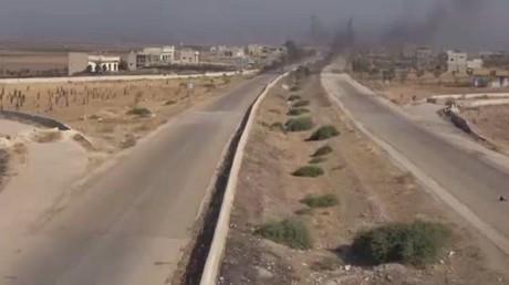 هدوء في منطقة خفض التصعيد الثالثة بحمص