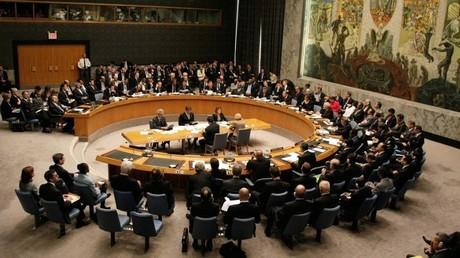 مجلس الأمن الدولي... صورة ارشيفية
