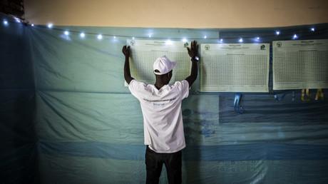 الانتخابات الرئاسية في رواندا