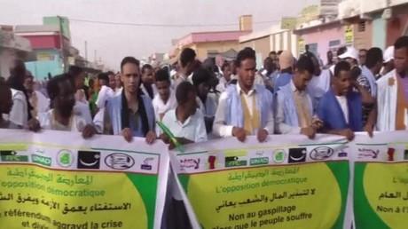 موريتانيا.. استفتاء على تعديلات دستورية