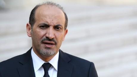 رئيس الائتلاف الوطني السوري المعارض أحمد الجربا (صورة أرشيفية)