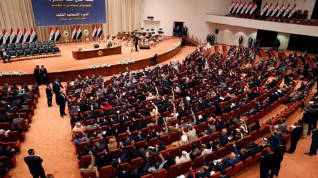 جلسة البرلمان العراقي - أرشيف
