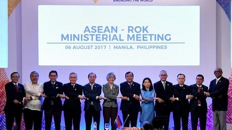اجتماع دول جنوب شرقي آسيا في مانيلا - الفلبين - (أسيان)