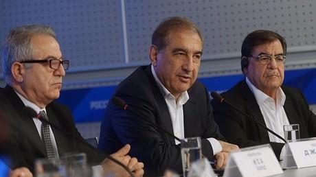 قدري جميل، رئيس منصة موسكو للمعارضة السورية
