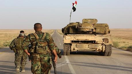 جنود في الجيش السوري (صورة أرشيفية)