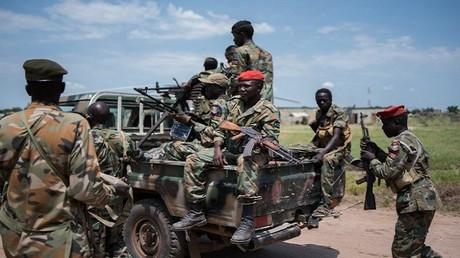 جيش جنوب السودان (صورة أرشيفية)
